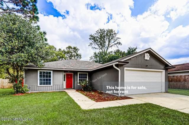 8043 Macnaughton Dr, Jacksonville, FL 32244 (MLS #1136767) :: The Huffaker Group