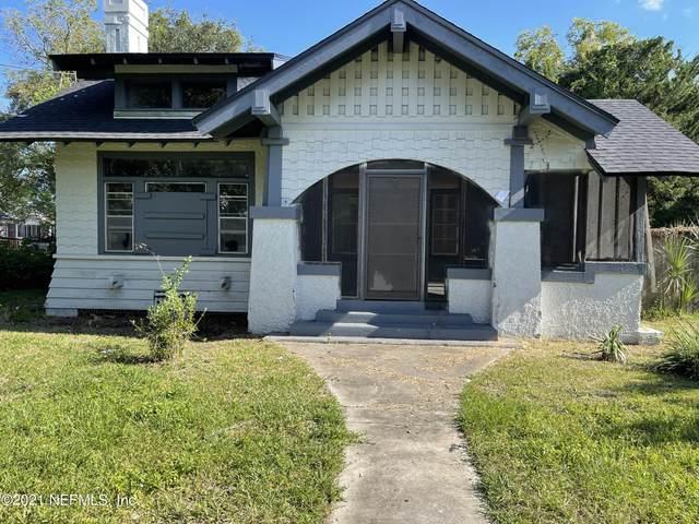 8091 Hawthorne St, Jacksonville, FL 32208 (MLS #1136785) :: Engel & Völkers Jacksonville