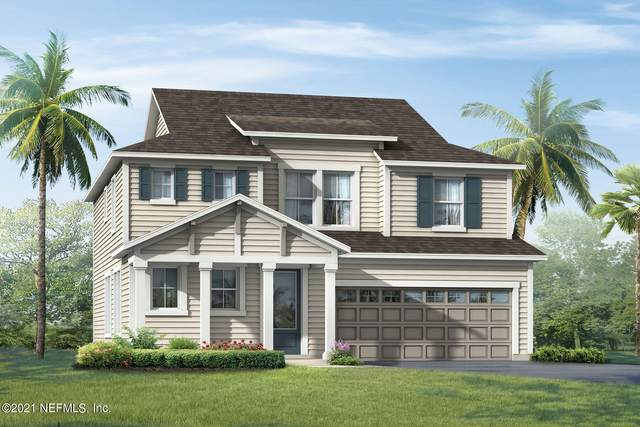 37 Silkgrass Pl, St Johns, FL 32259 (MLS #1136793) :: The Huffaker Group