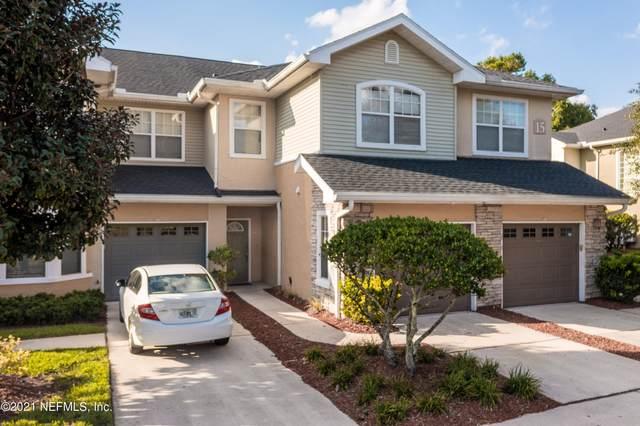3750 Silver Bluff Blvd #1507, Orange Park, FL 32065 (MLS #1136797) :: Olde Florida Realty Group