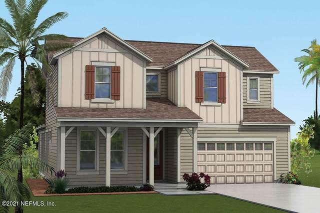 381 Silkgrass Pl, St Johns, FL 32259 (MLS #1136801) :: The Huffaker Group