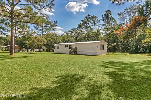 805 Matthew Rd, Maxville, FL 32234 (MLS #1136826) :: Engel & Völkers Jacksonville