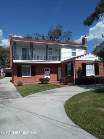 1271 Belmont Ter, Jacksonville, FL 32207 (MLS #1136856) :: The Hanley Home Team