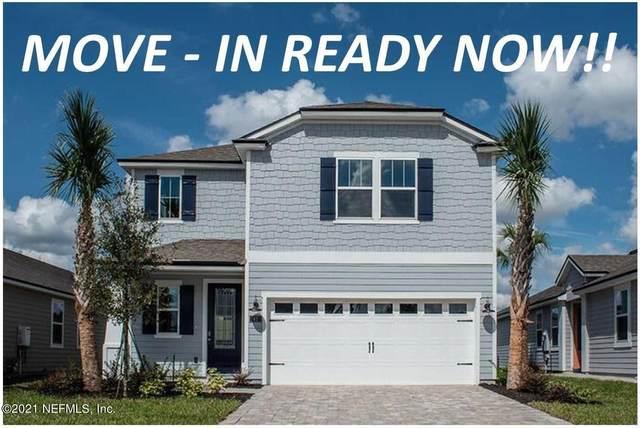 41 Tanner Trl, St Augustine, FL 32092 (MLS #1136872) :: The Cotton Team 904