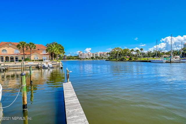 26 Marina Point Pl, Palm Coast, FL 32137 (MLS #1136878) :: The Hanley Home Team