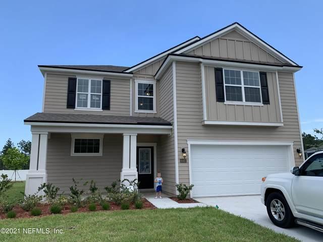 95457 Creekville Dr, Fernandina Beach, FL 32034 (MLS #1136884) :: The Volen Group, Keller Williams Luxury International