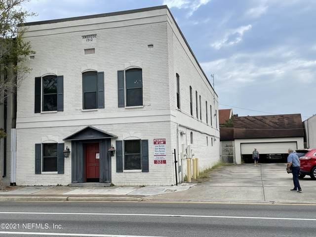 331 E Union St, Jacksonville, FL 32202 (MLS #1136886) :: The Huffaker Group