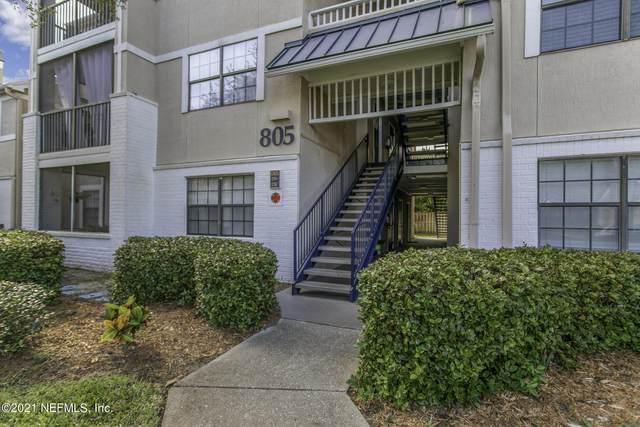 805 Boardwalk Dr #535, Ponte Vedra Beach, FL 32082 (MLS #1136894) :: The Cotton Team 904