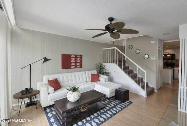 901 Ocean Blvd #83, Atlantic Beach, FL 32233 (MLS #1136908) :: The Cotton Team 904