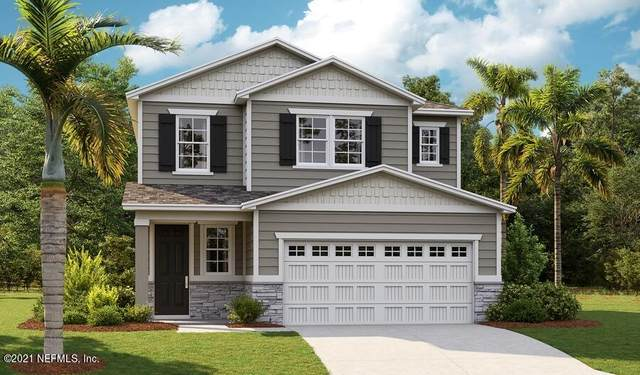 940 Honeycomb Trl, St Augustine, FL 32095 (MLS #1136912) :: The Hanley Home Team