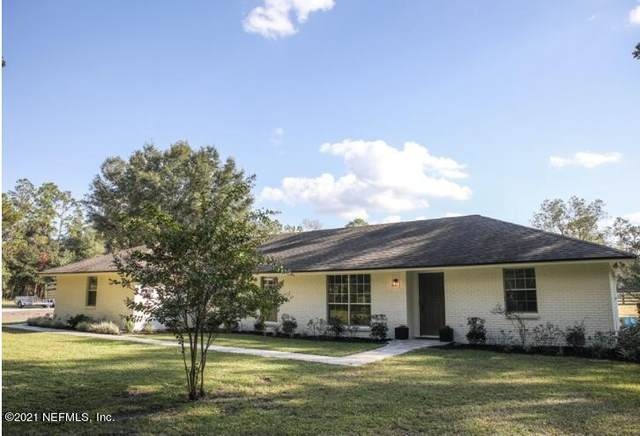 849 Branscomb Rd, GREEN COVE SPRINGS, FL 32043 (MLS #1136919) :: EXIT Real Estate Gallery