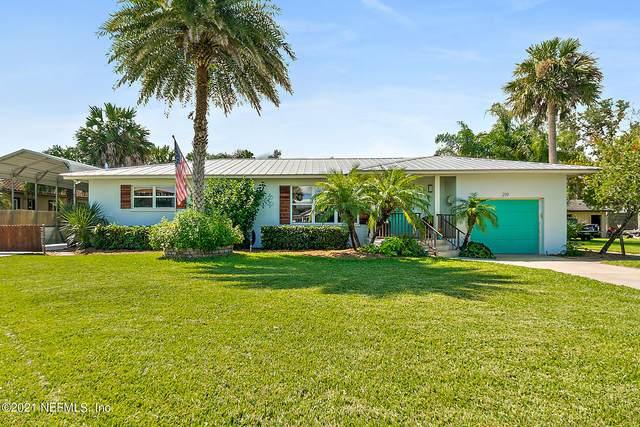 219 Zoratoa Ave, St Augustine, FL 32080 (MLS #1136935) :: The Hanley Home Team