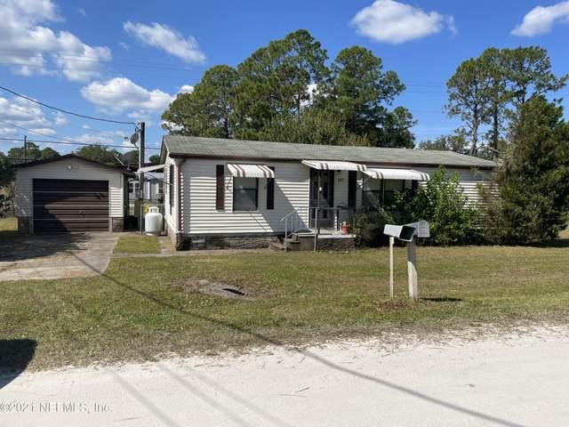 117 Florida Ln, Crescent City, FL 32112 (MLS #1136944) :: Century 21 St Augustine Properties