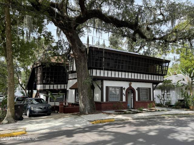 34 Arenta St, St Augustine, FL 32084 (MLS #1136953) :: EXIT Real Estate Gallery