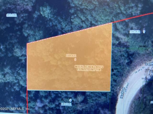 289 Ida Blvd, Interlachen, FL 32148 (MLS #1136959) :: Century 21 St Augustine Properties