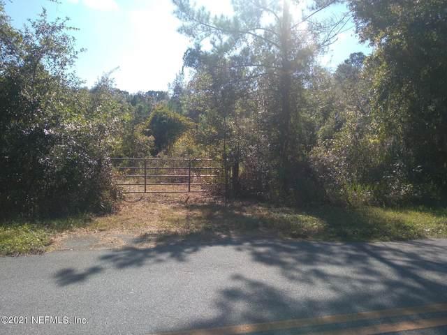 141 Dog Branch Rd, East Palatka, FL 32131 (MLS #1136996) :: Century 21 St Augustine Properties