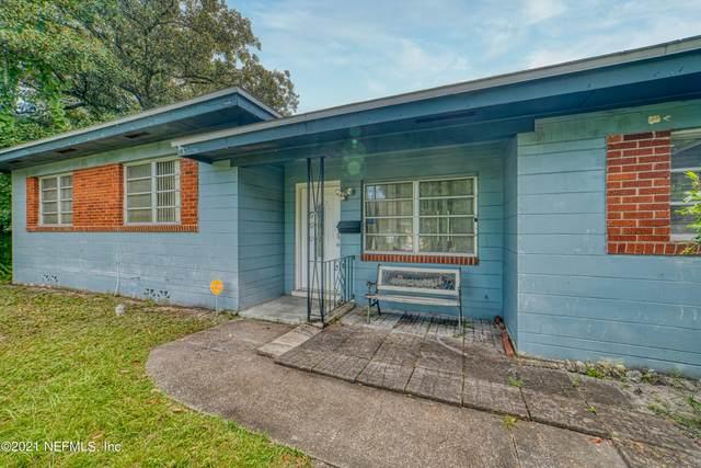 5534 Bradshaw St, Jacksonville, FL 32277 (MLS #1136998) :: Ponte Vedra Club Realty