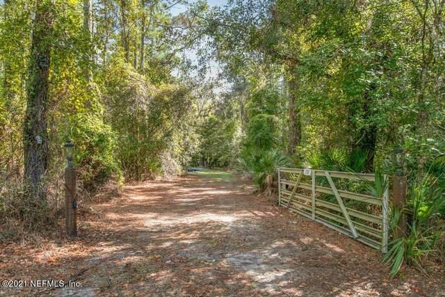 157 Pine Tree Rd, Palatka, FL 32177 (MLS #1137007) :: Century 21 St Augustine Properties