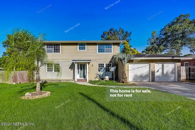 7815 Sunnymeade Dr N, Jacksonville, FL 32211 (MLS #1137046) :: EXIT Inspired Real Estate