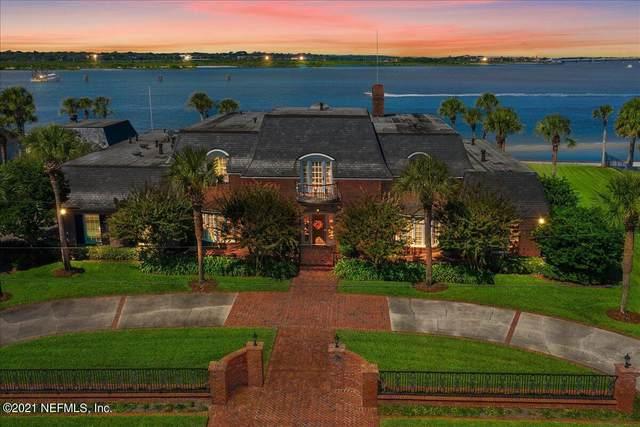 207 Inlet Dr, St Augustine, FL 32080 (MLS #1137049) :: The Hanley Home Team