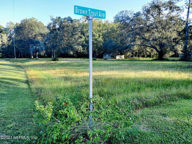 100 Brown Trout Ave, Palatka, FL 32177 (MLS #1137063) :: The Hanley Home Team