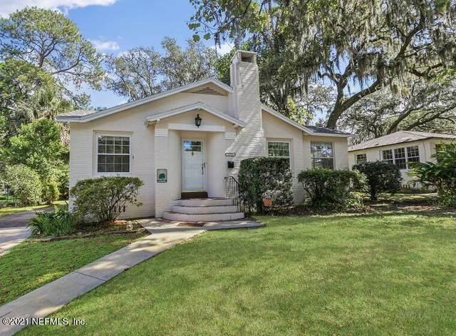 1225 Holmesdale Rd, Jacksonville, FL 32207 (MLS #1137065) :: Endless Summer Realty