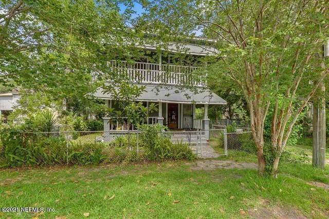 1912 Walnut St, Jacksonville, FL 32206 (MLS #1137075) :: Berkshire Hathaway HomeServices Chaplin Williams Realty