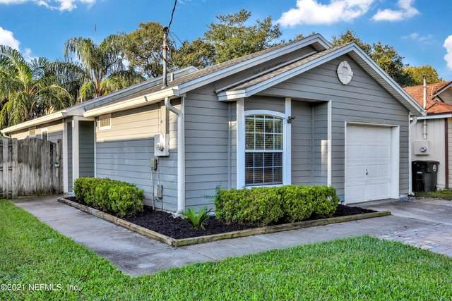 76 W 9TH St, Atlantic Beach, FL 32233 (MLS #1137080) :: The Huffaker Group