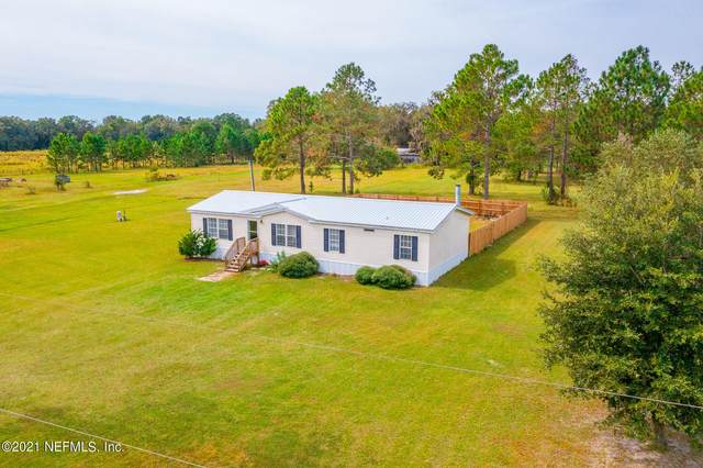 17388 Hodges Rd, Hilliard, FL 32046 (MLS #1137091) :: The Impact Group with Momentum Realty