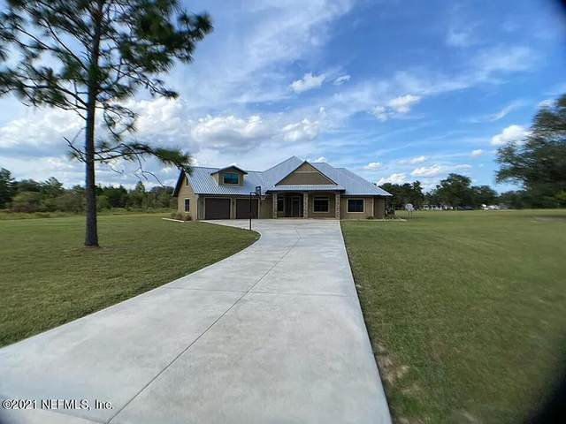 5850 County Road 214, Keystone Heights, FL 32656 (MLS #1137127) :: The Impact Group with Momentum Realty