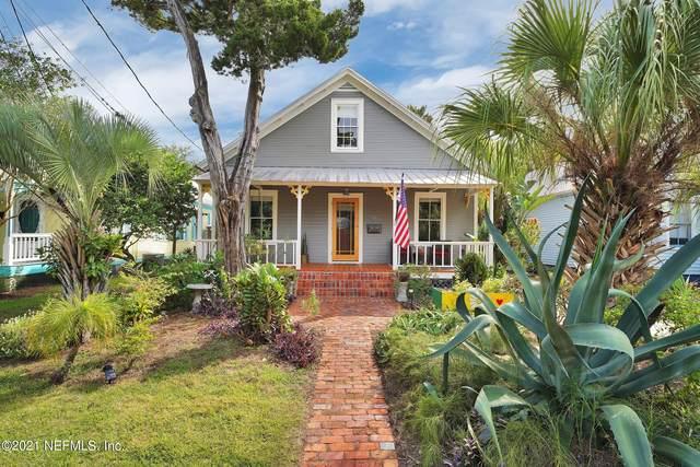 506 S 6TH St, Fernandina Beach, FL 32034 (MLS #1137140) :: Ponte Vedra Club Realty