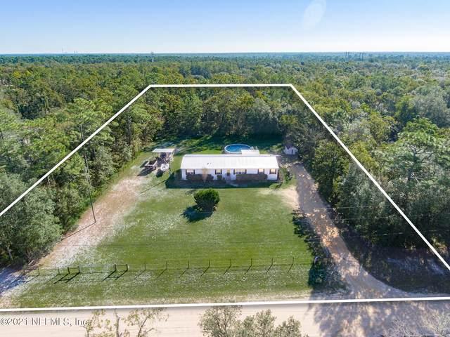 116 Earl Ave, Palatka, FL 32177 (MLS #1137211) :: Berkshire Hathaway HomeServices Chaplin Williams Realty