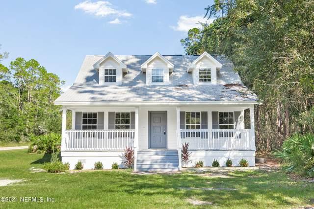 100 Walker Trl, Interlachen, FL 32148 (MLS #1137225) :: EXIT Real Estate Gallery