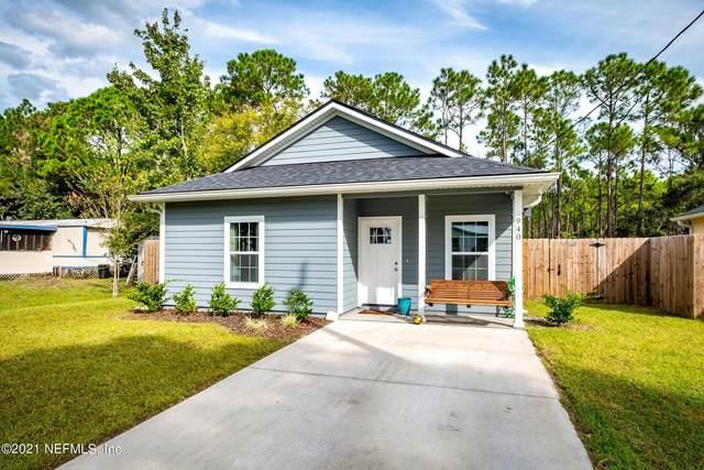 940 Puryear St, St Augustine, FL 32084 (MLS #1137226) :: Keller Williams Realty Atlantic Partners St. Augustine