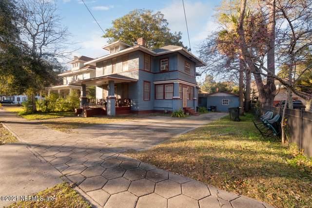 145 W 10TH St, Jacksonville, FL 32206 (MLS #1137261) :: Berkshire Hathaway HomeServices Chaplin Williams Realty