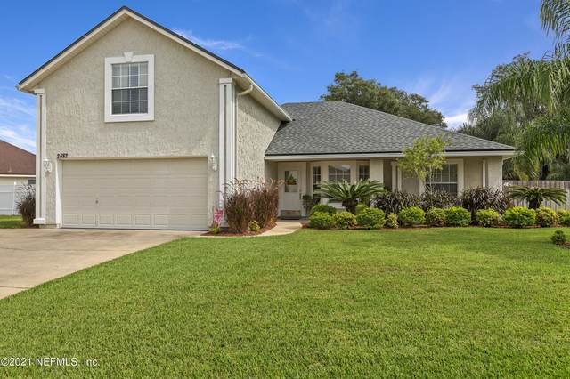 2482 Glenfield Dr, GREEN COVE SPRINGS, FL 32043 (MLS #1137265) :: The Impact Group with Momentum Realty