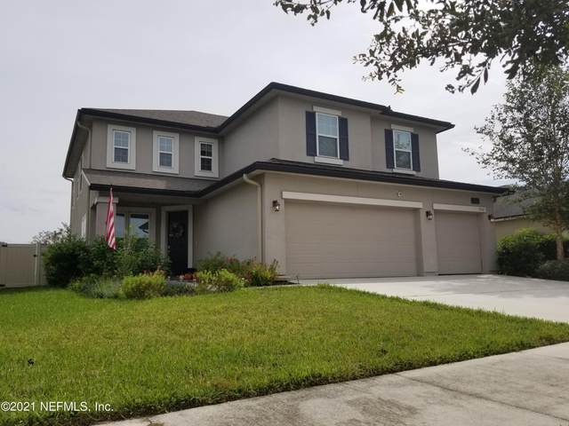 3347 Spring Valley Ct, GREEN COVE SPRINGS, FL 32043 (MLS #1137267) :: The Huffaker Group