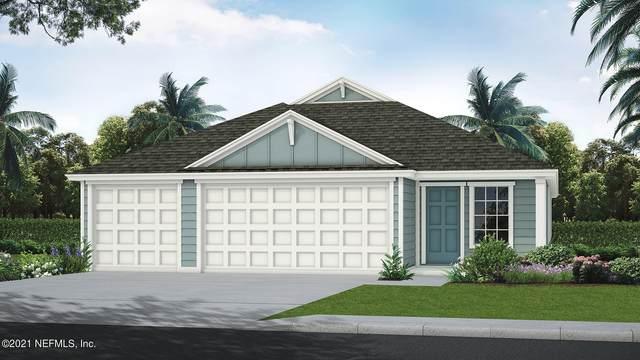 82772 Belvoir Ct, Fernandina Beach, FL 32034 (MLS #1137277) :: The Every Corner Team