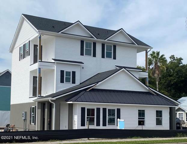1017 S 8TH St, Fernandina Beach, FL 32034 (MLS #1137286) :: Ponte Vedra Club Realty