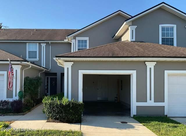 462 Scrub Jay Dr, St Augustine, FL 32092 (MLS #1137324) :: The Cotton Team 904