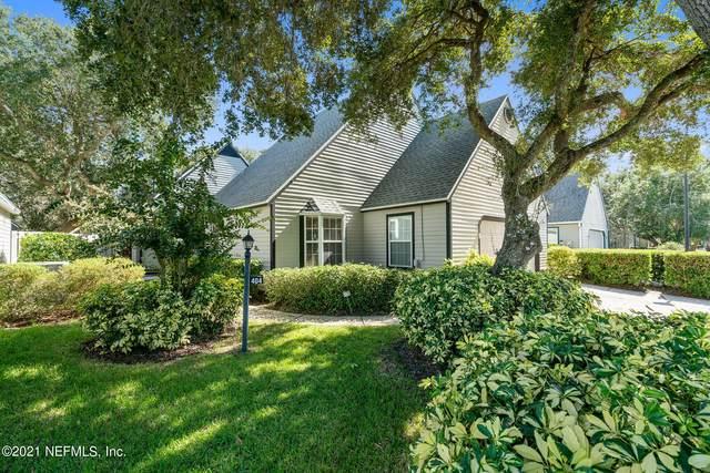 404 Village Dr, St Augustine, FL 32084 (MLS #1137332) :: The Cotton Team 904