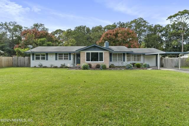 2026 Hilltop Blvd, Jacksonville, FL 32246 (MLS #1137341) :: The Hanley Home Team