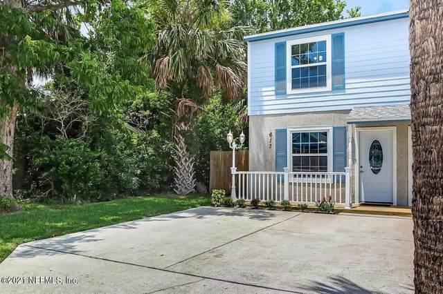 617 7TH Ave S, Jacksonville Beach, FL 32250 (MLS #1137348) :: The Volen Group, Keller Williams Luxury International