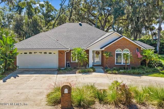 1888 Kings Ct, Jacksonville Beach, FL 32250 (MLS #1137361) :: EXIT 1 Stop Realty