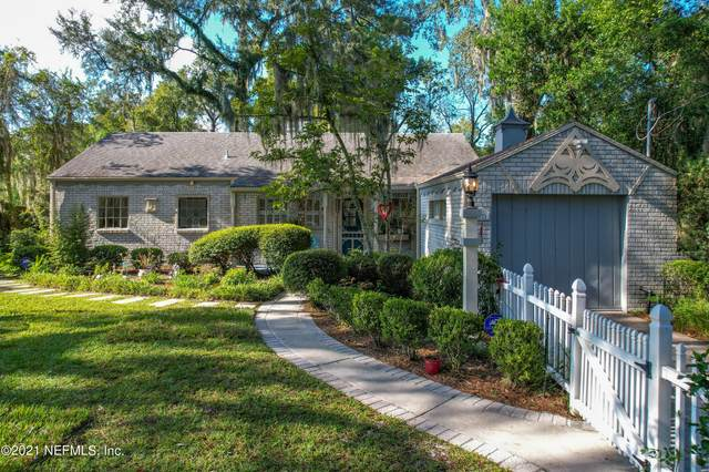1626 Geraldine Dr, Jacksonville, FL 32205 (MLS #1137369) :: The Cotton Team 904