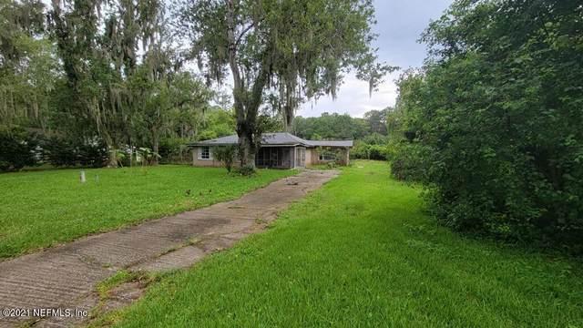 12324 Tiny Dr, Jacksonville, FL 32218 (MLS #1137374) :: The Huffaker Group