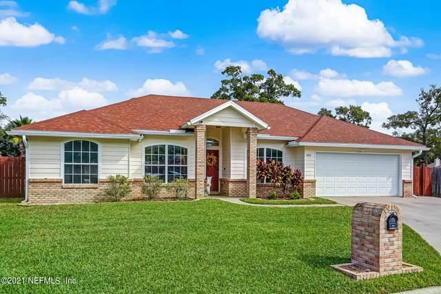 2763 Samara Ct, GREEN COVE SPRINGS, FL 32043 (MLS #1137386) :: Olde Florida Realty Group