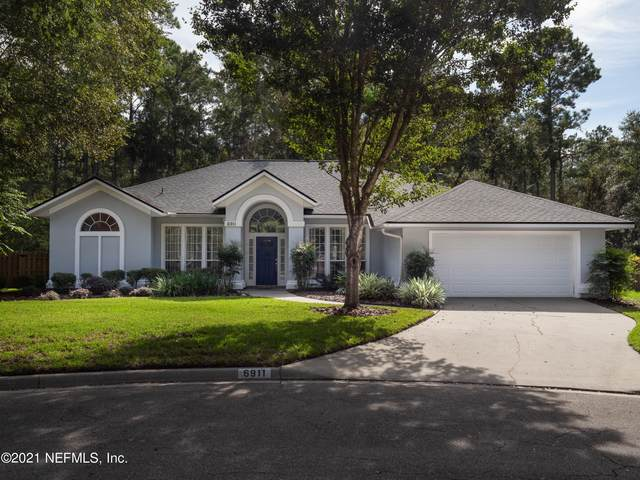 6911 NW 47TH Ter, Gainesville, FL 32653 (MLS #1137401) :: Berkshire Hathaway HomeServices Chaplin Williams Realty