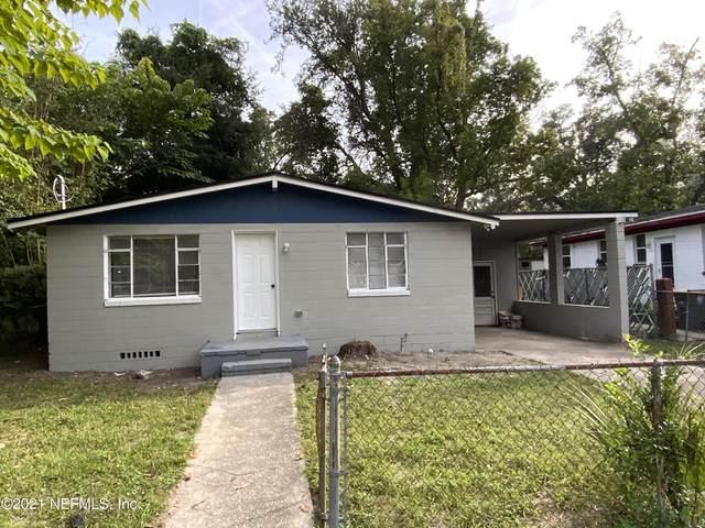 1586 W 35TH St, Jacksonville, FL 32209 (MLS #1137426) :: The Cotton Team 904