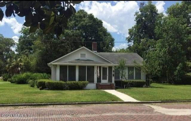 509 N Cherry St, Starke, FL 32091 (MLS #1137430) :: The Hanley Home Team